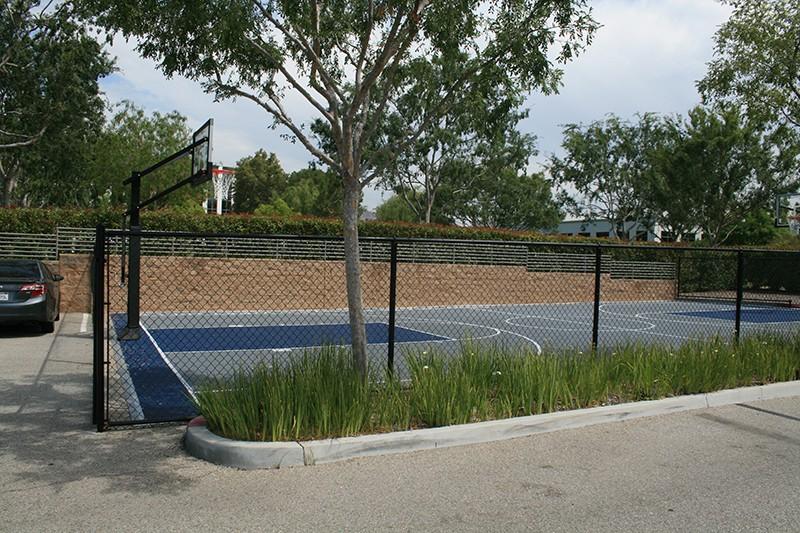 57. Basketball Court