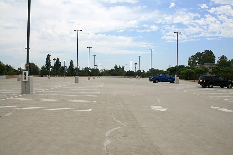 9. Parking Structure