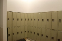 75. Locker Room