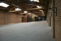 9. Interior Warehouse