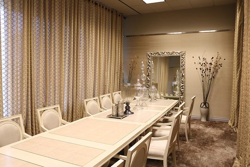 12. Interior Showroom