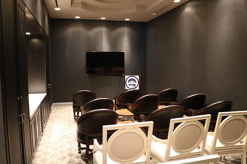 18. Interior Showroom