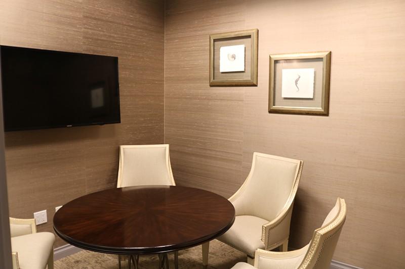 21. Interior Showroom