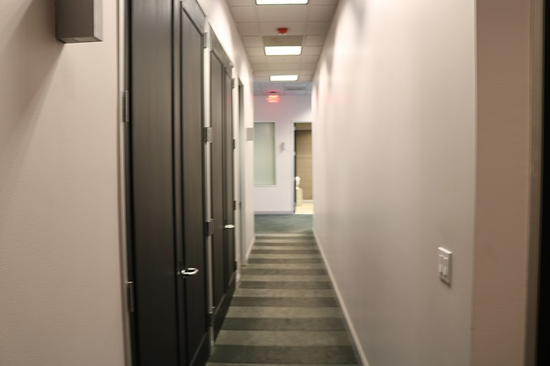22. Interior Showroom
