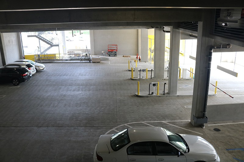 121. Parking Structure