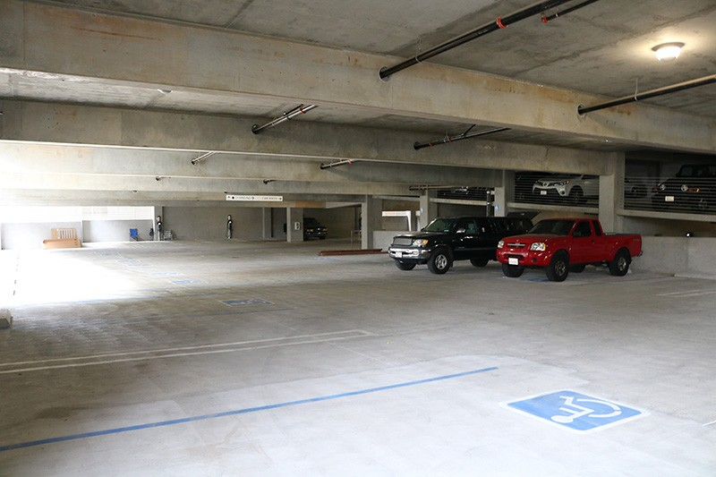 122. Parking Structure