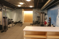 68. Mezzanine Level Gym