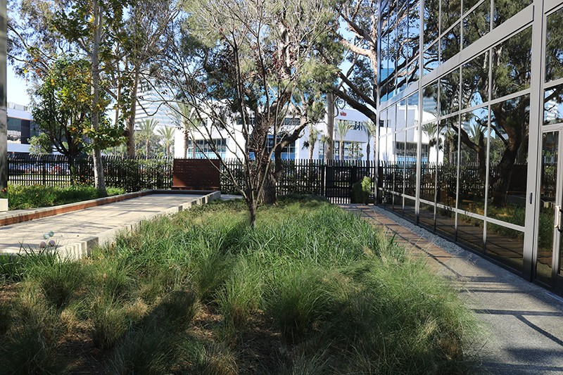 45. Courtyard