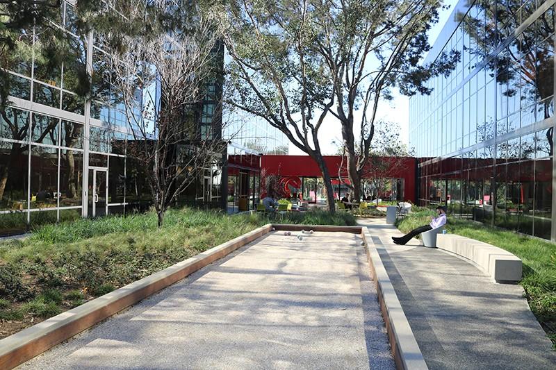 46. Courtyard