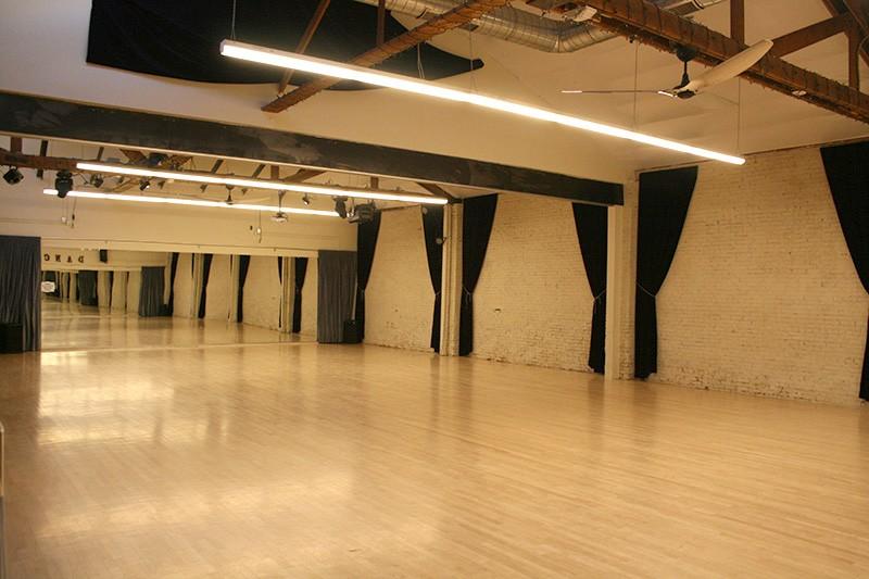 34. Studio Three & Four