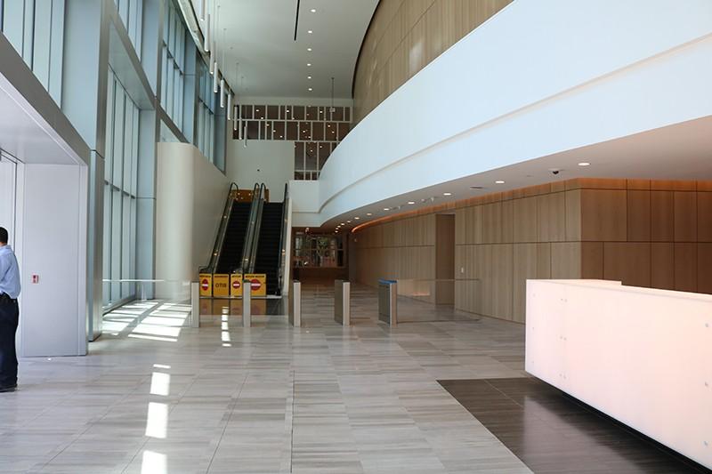 50. Office Lobby
