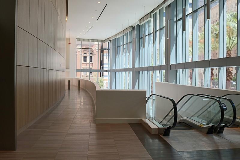 55. Office Lobby