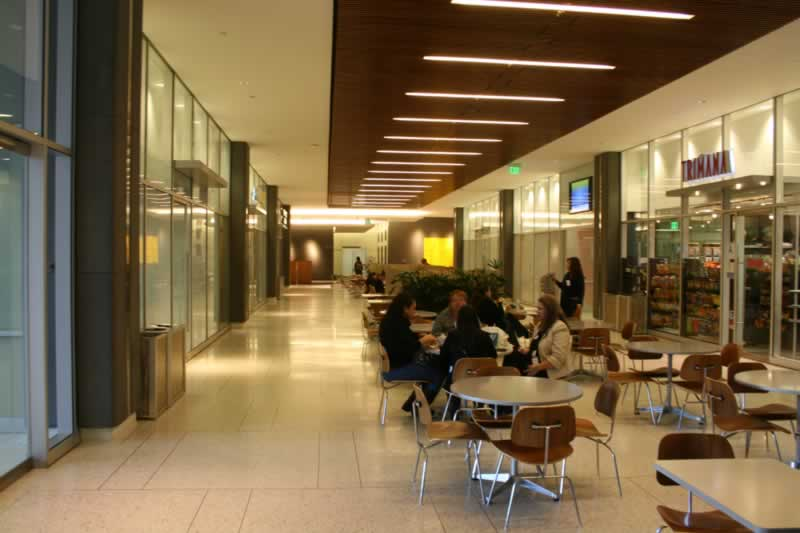 54. Food Court Lobby