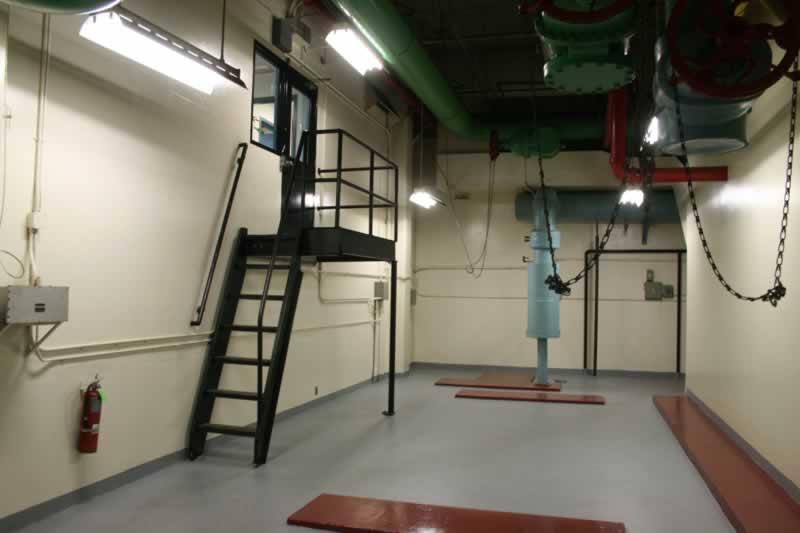 167. Mechanical Room