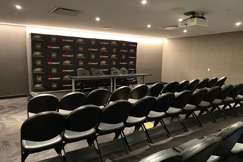 87. Interview Room