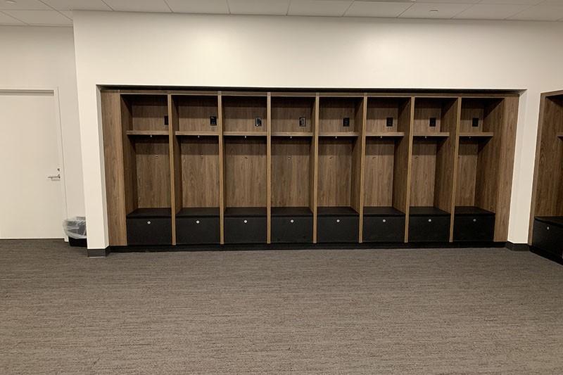 94. Locker Room