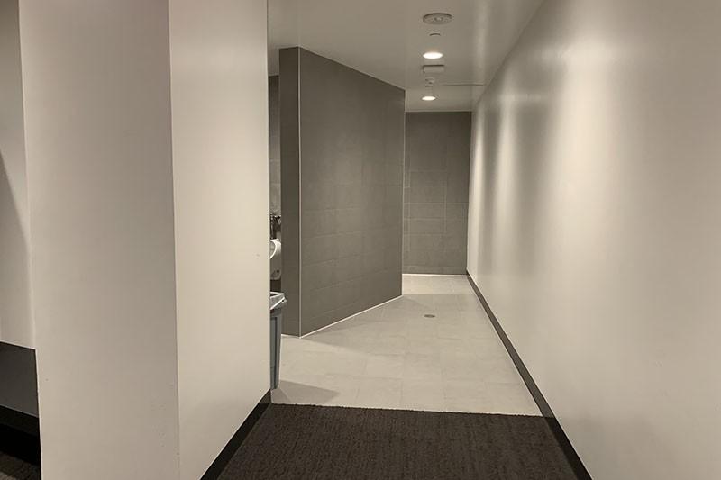 101. Locker Room