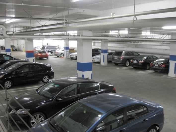 16. Parking Garage