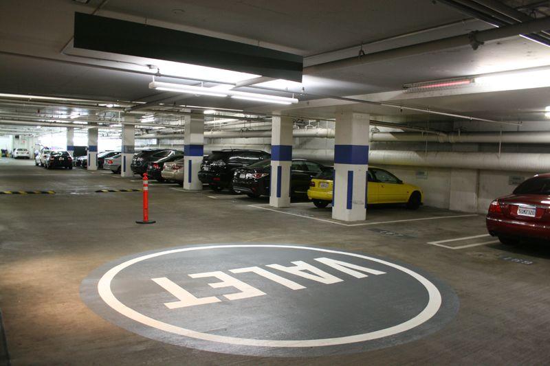 17. Parking Valet