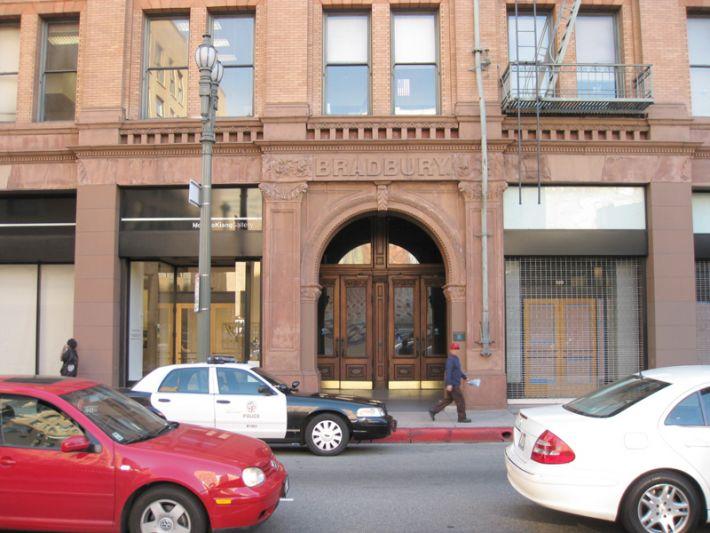 1. Exterior 3rd Street