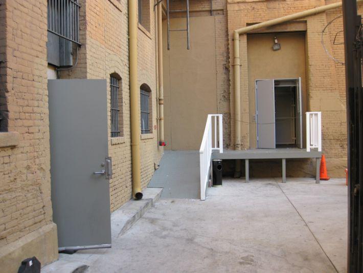 3. Loading Dock