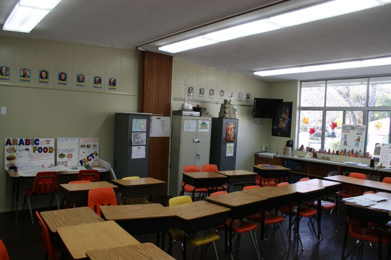 16. Classroom