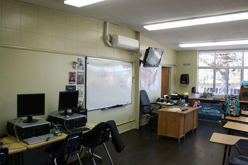 21. Classroom