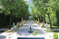 8. Exterior Courtyard