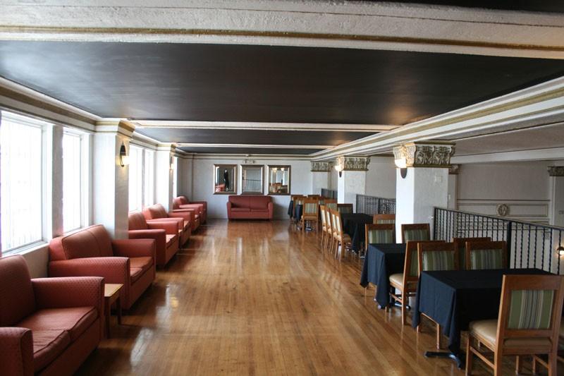 44. First Floor Mezzanine