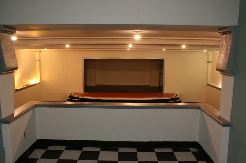 121. Third Floor Mezzanine