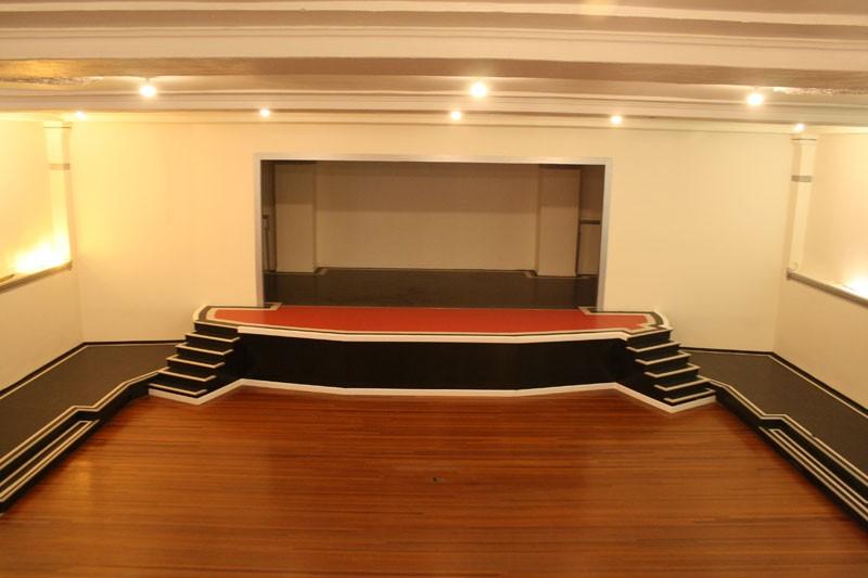 116. Third Floor Mezzanine