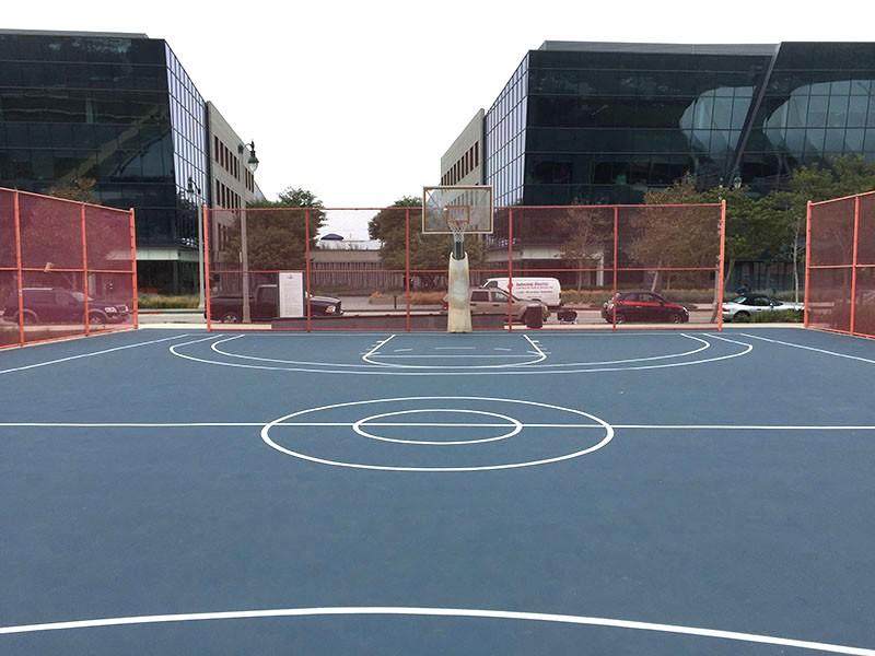 44. Basketball Court