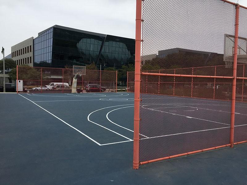 46. Basketball Court