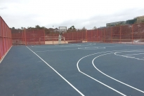 45. Basketball Court