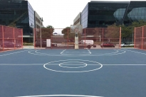 44. Basketball Court