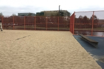 48. Vollyball Court