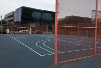 46. Basketball Court
