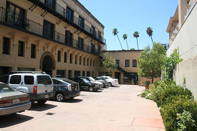26. Courtyard