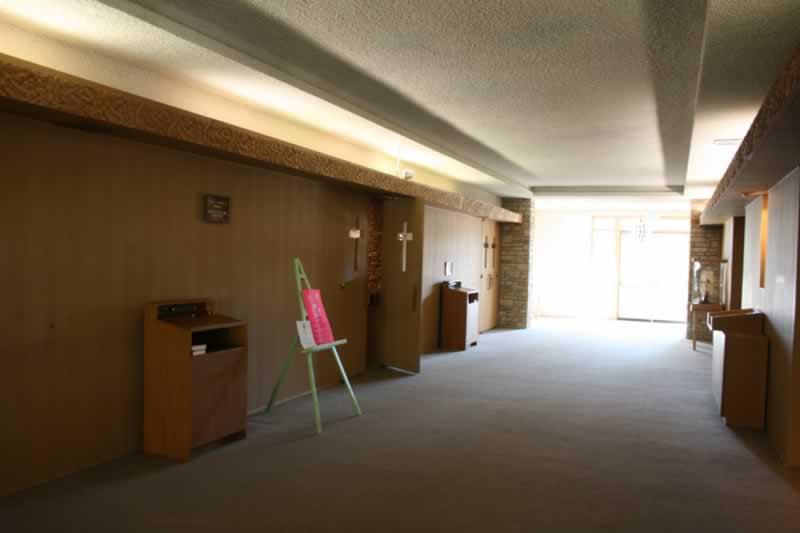 12. Main Chapel