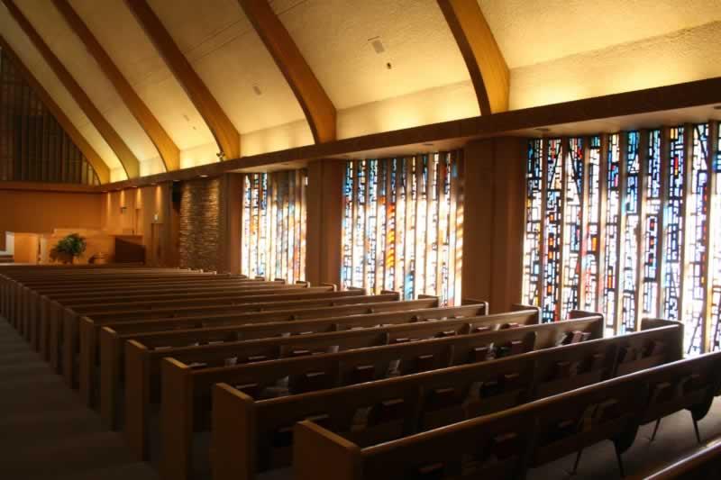 21. Main Chapel