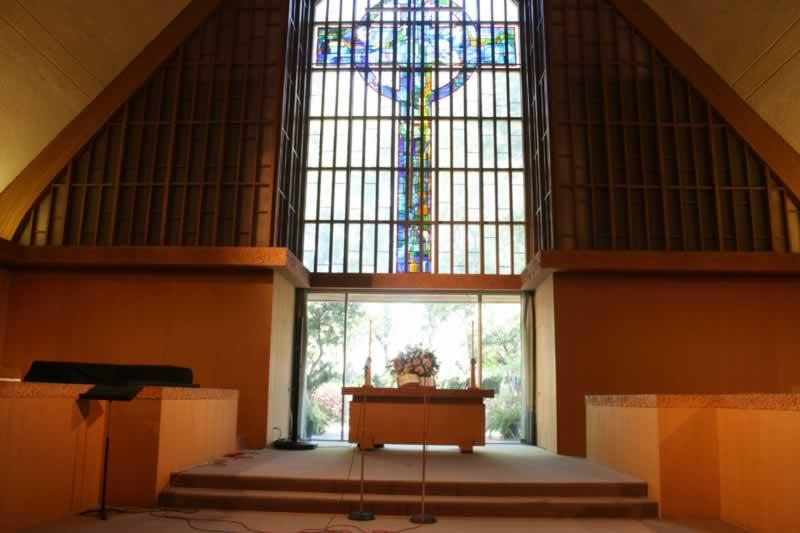 25. Main Chapel