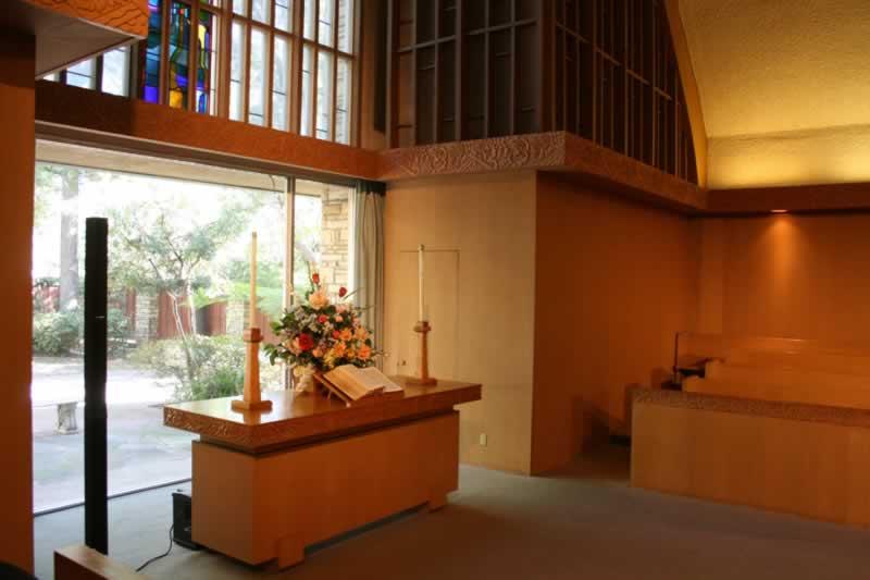 23. Main Chapel
