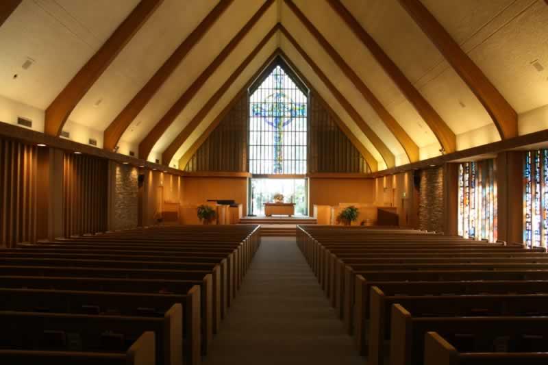 24. Main Chapel