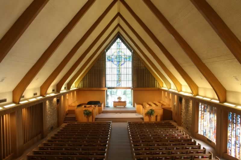 26. Main Chapel