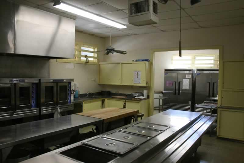 71. Auditorium Kitchen