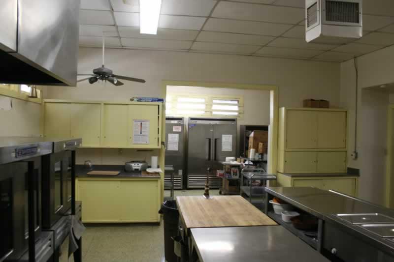 70. Auditorium Kitchen