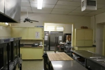 70. Auditorium Kitchen