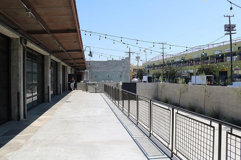 63. Courtyard