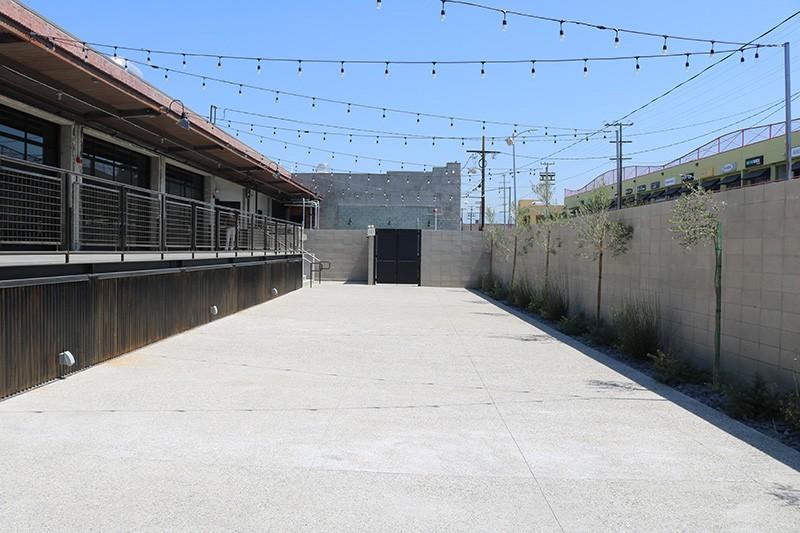 67. Courtyard