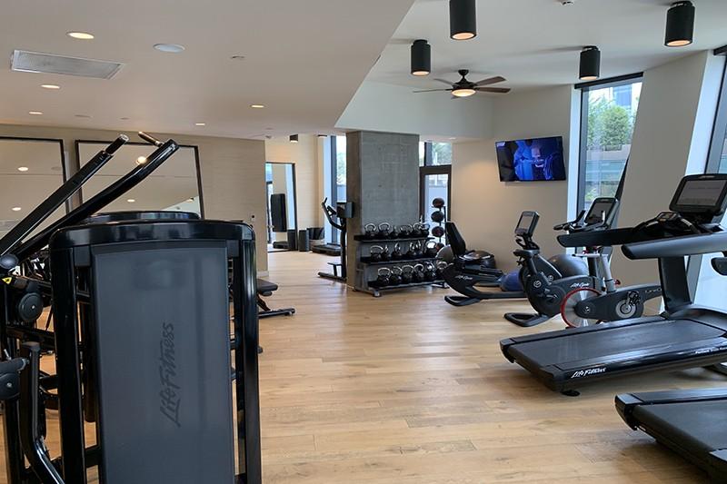 37. Gym